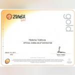Certifikát - Helenka Valtová