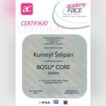 Certifikát - Štěpán Kunstýř