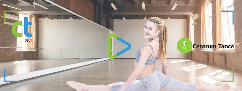 CT živě - pilates a tabata online s Janou