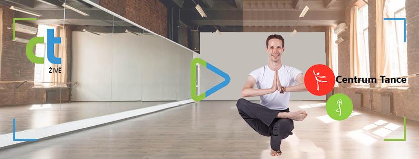 CT živě - balet a jóga s Michalem
