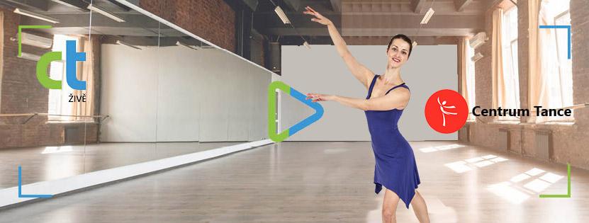 CT živě - balet s Evčou Šebestovou