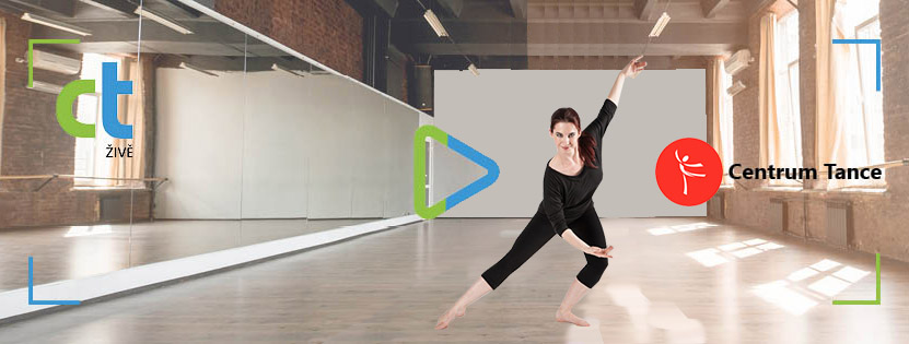 CT živě - balet a moderní tance s Květou
