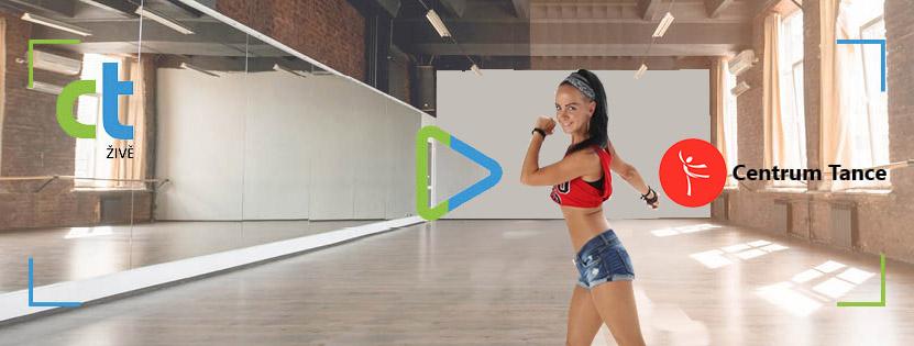 CT živě - twerk, shuffle a street dance s Martinou