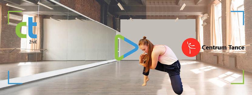 CT živě - contemporary dance se Žanetou Musilovou