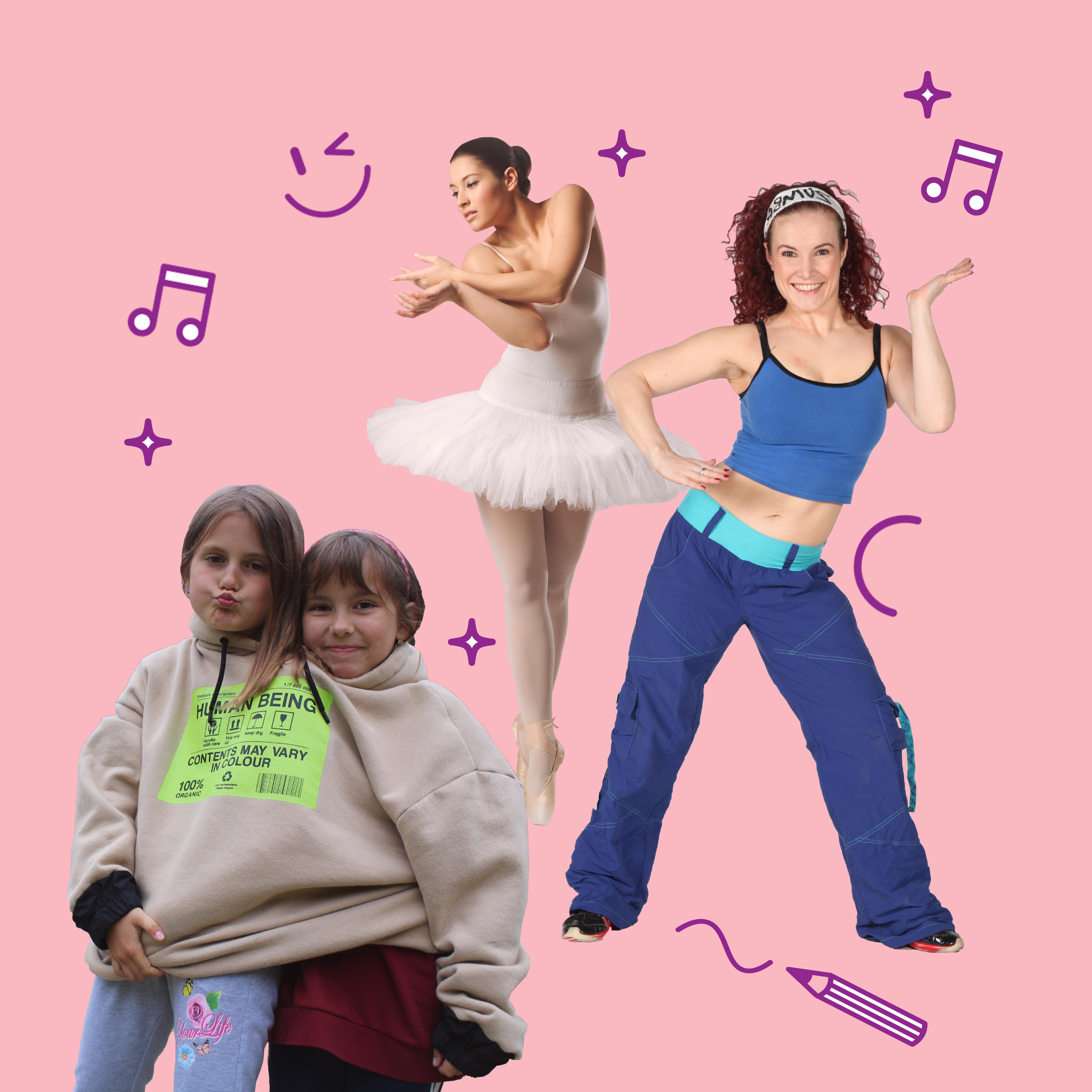 Taneční soustředění pro děti a teens 2021