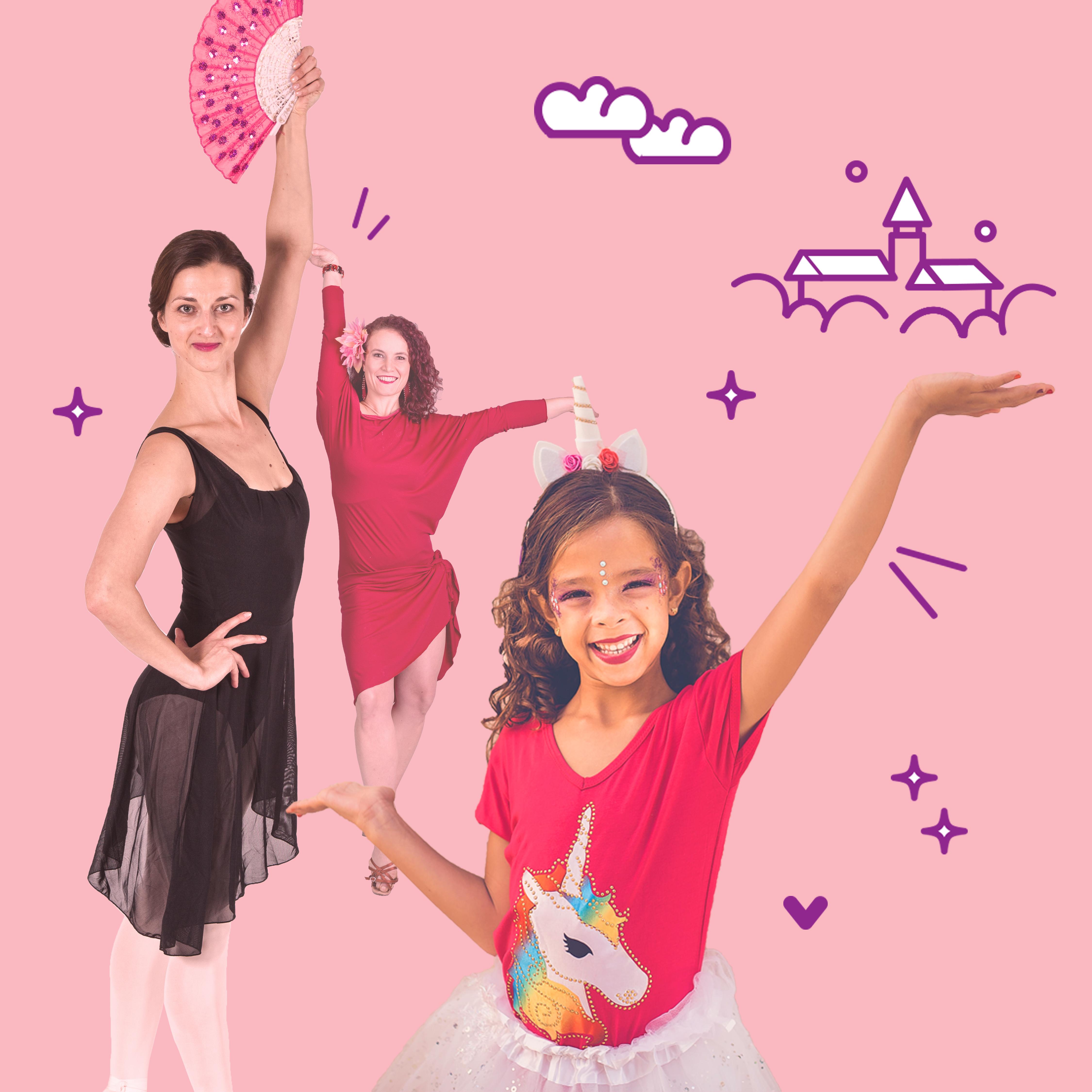 Taneční příměstský tábor pro děti 6–10 let