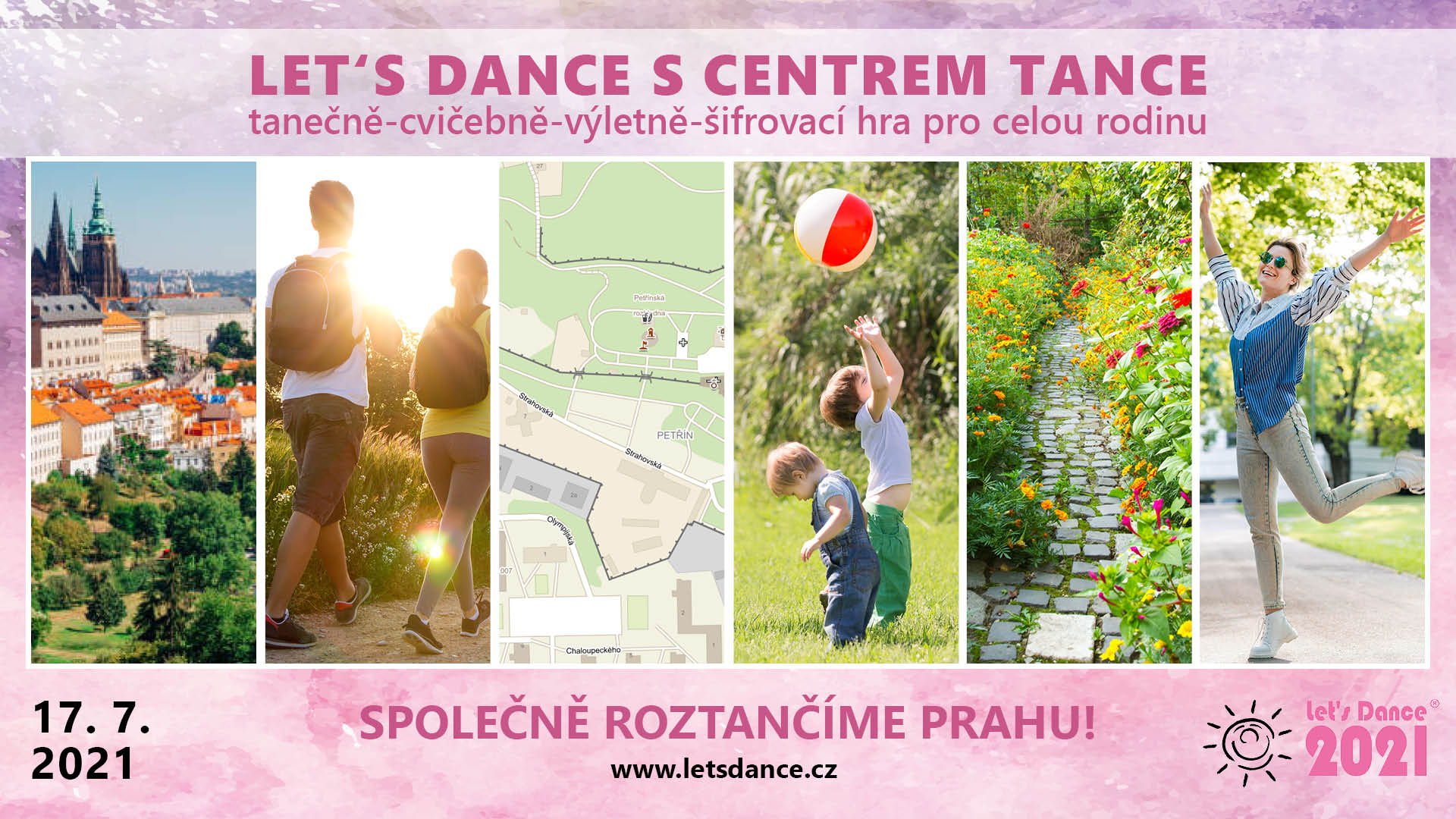 Let's Dance s Centrem Tance