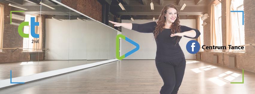 CT živě - dance relax a orientální tanec se Šárkou