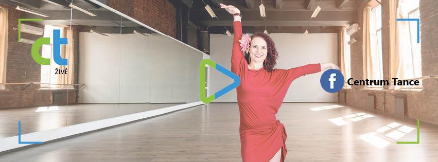 CT živě - flirt a latin dance s Nikol Mikeskovou!