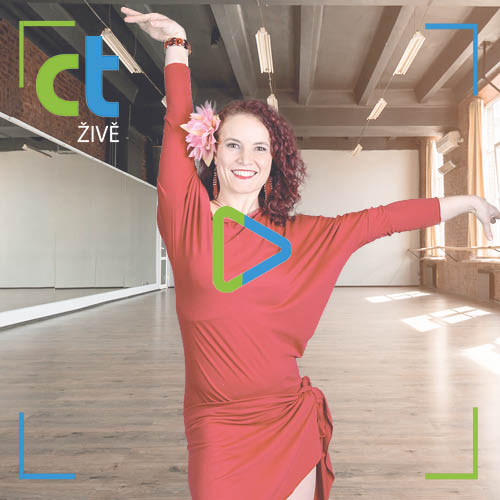 Tancování pro děti 5-9 let (Google Meet)