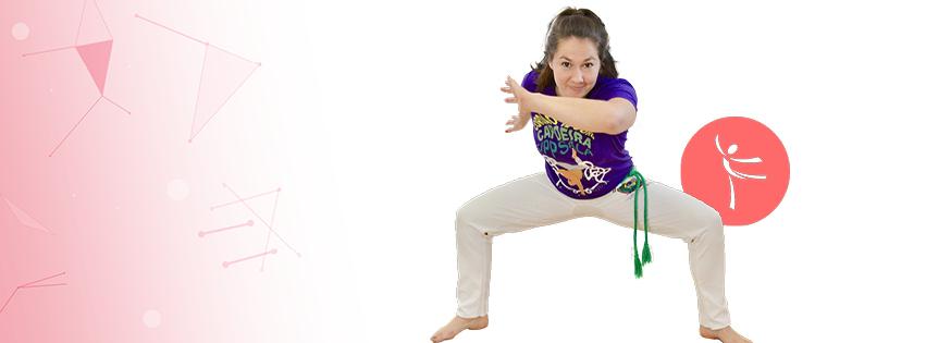 Capoeira - brazilský bojový tanec v Praze!