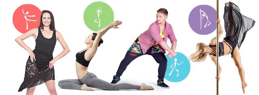 Jarní kurzy tance a cvičení začínají: VYBERTE SI!