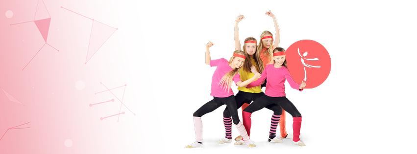 Letní taneční tábor Centra Tance 2020