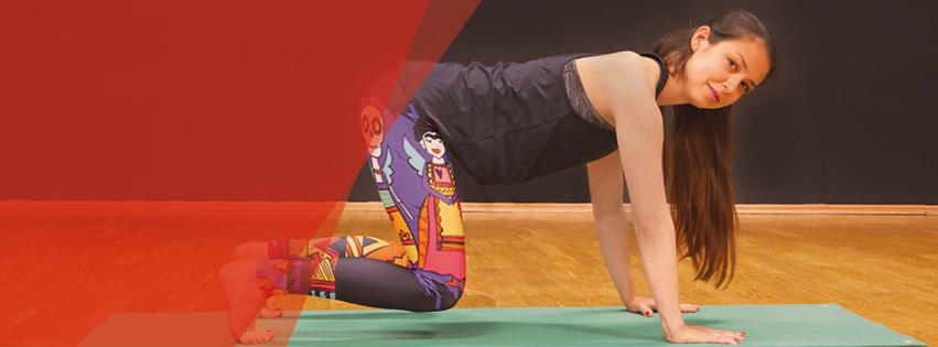 Tancem a cvičením posílíte a zpevníte celé tělo!
