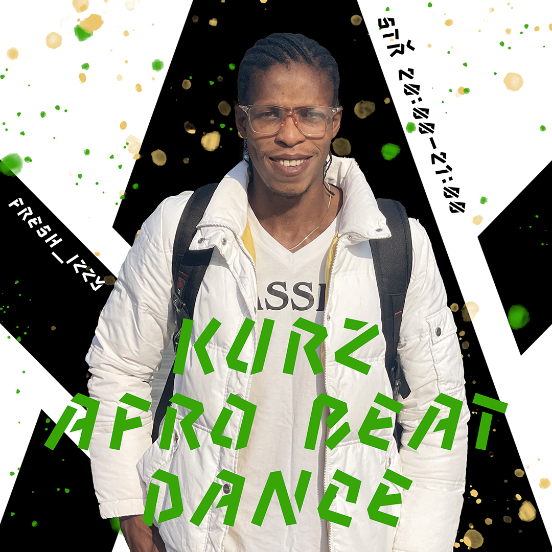 Afro beat dance (in English)