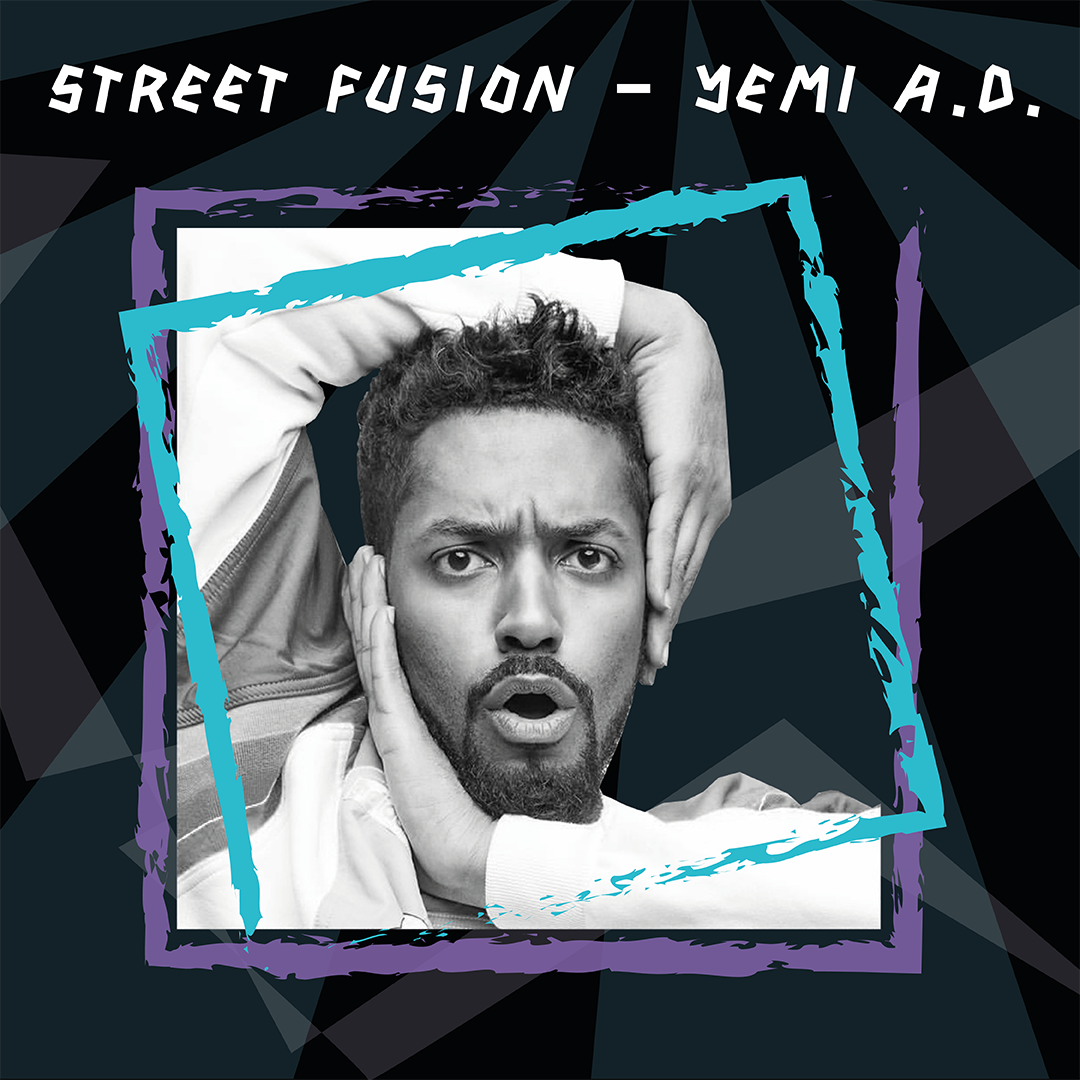 Street fusion (live stream ZOOM)