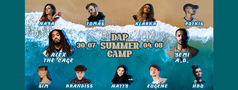 DAP SUMMER CAMP 2021
