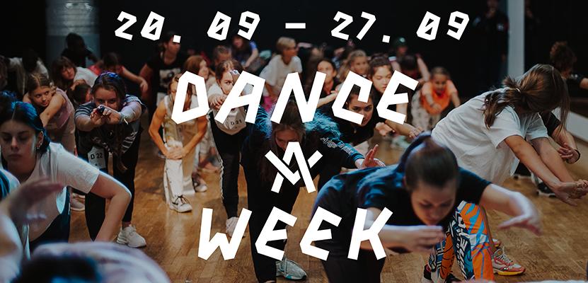 Dance week s Dance Academy Prague by Yemi