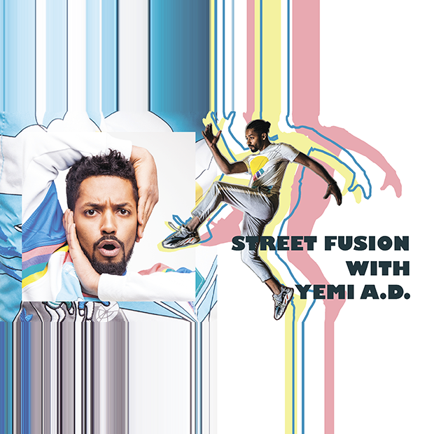 Street fusion (live stream ZOOM)