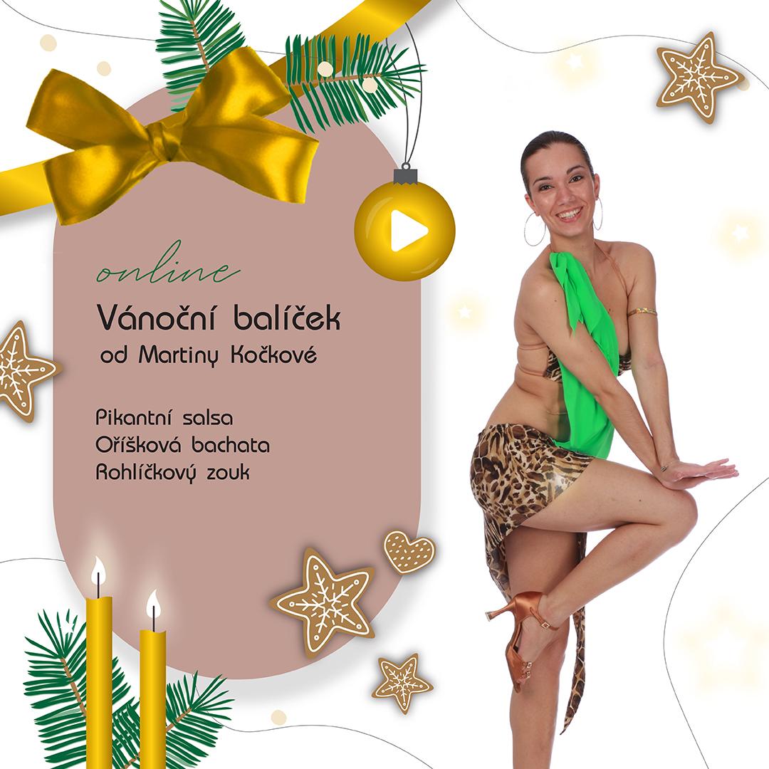 Vánoční balíček od Martiny Kočkové