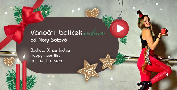 Vánoční balíček od Nory Sotové
