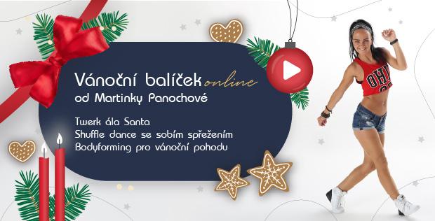 Vánoční balíček od Martiny Panochové