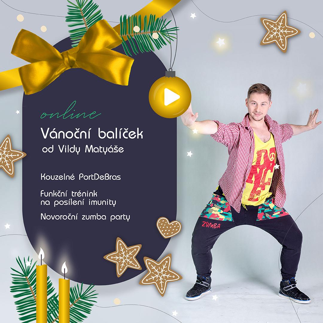 Vánoční balíček od Viléma Matyáše