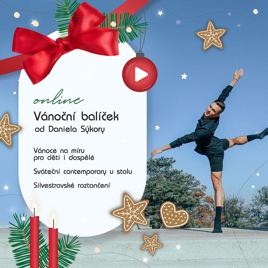 Vánoční balíček od Daniela Sýkory