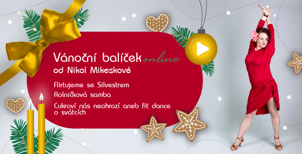 Vánoční balíček od Nikol Mikeskové