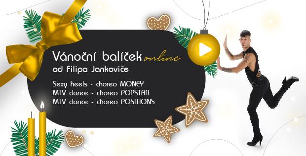 Vánoční balíček od Filipa Jankoviče