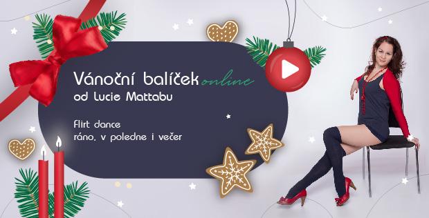 Vánoční balíček od Lucie Mattabu