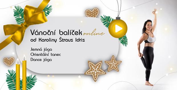 Vánoční balíček od Karoliny Štraus Idris