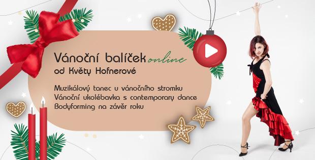 Vánoční balíček od Květy Hofnerové