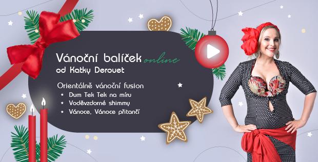 Vánoční balíček od Katky Derouet