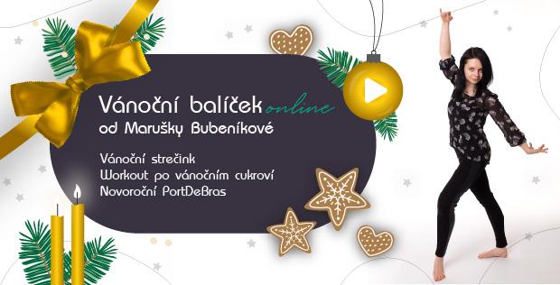 Vánoční balíček od Marušky Bubeníkové