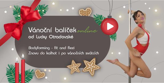 Vánoční balíček od Lucie Otradovské