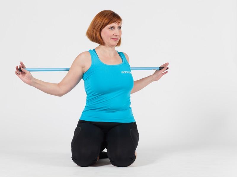 Zdravé cvičení: Tělo bez bolestí