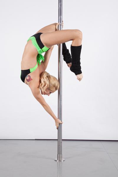 Pole dance REPARO