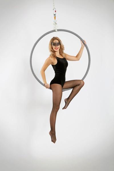 Aerial hoop: CHOREOGRAFIE