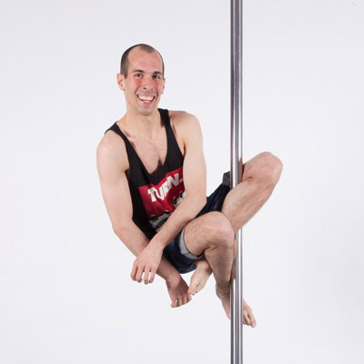 Pole fitness drill