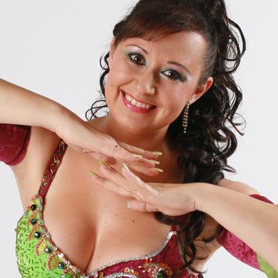 Orientální tanec: začátečníci + mírně pokročilí