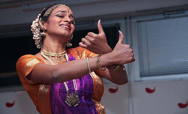 Rajasthánský tanec
