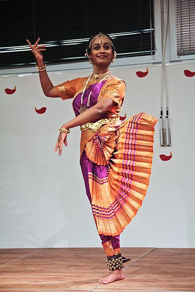 Indický tanec: Dandiya