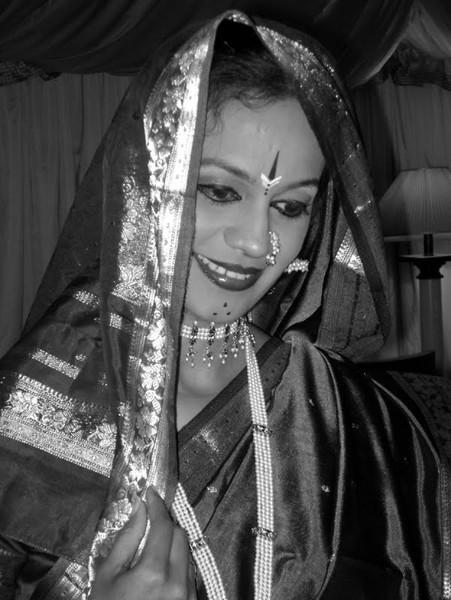 Lavani z Maharastry