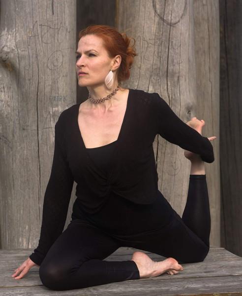 Dubnový víkend s jógou na Moravě