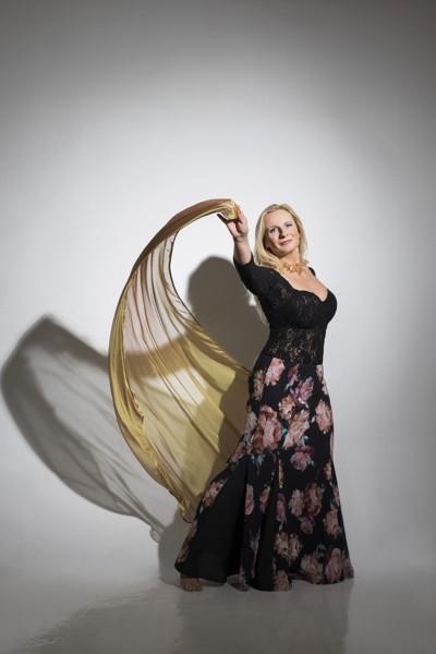 Orientální tanec bez choreografií