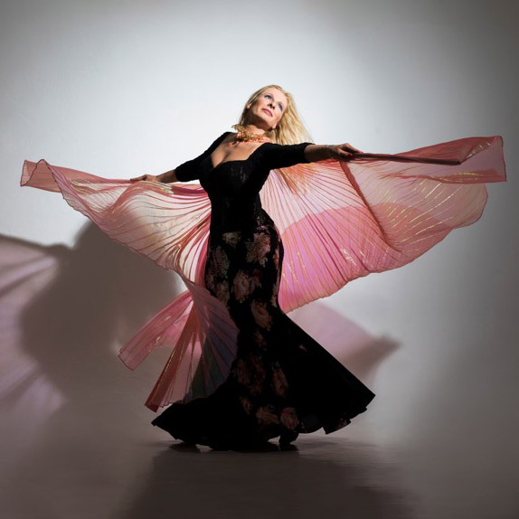Orientální tanec: začátečníci a výše