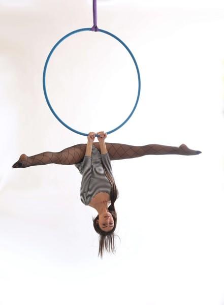 Aerial hoop pro rodiče, teens a děti