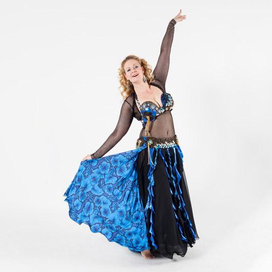 Orientální tanec: Pokročilí