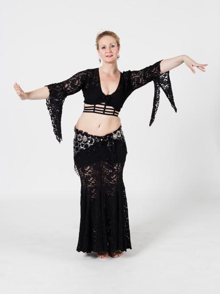 Tribal dance: pokročilí